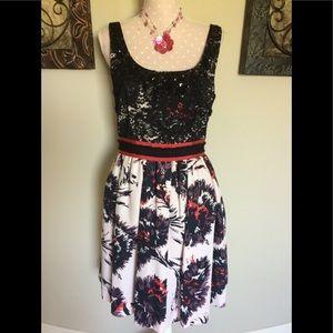 Anthropologie Peter Som Made in Kind Dress